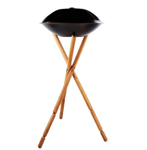 Handpan stand wood 2 in 1