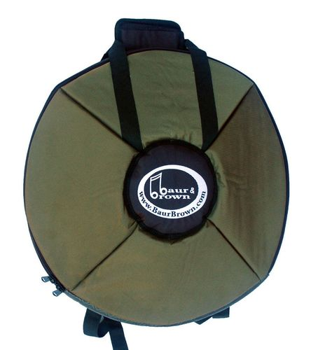 Handpan Softcase Grün