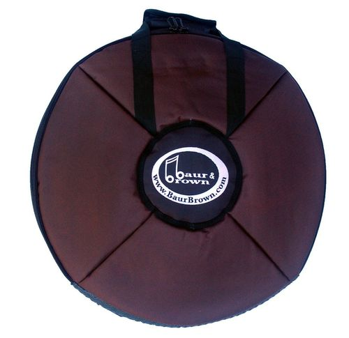 Handpan Softcase Braun